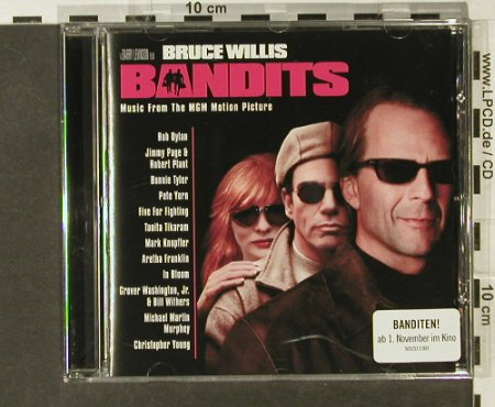 Bandits: 13 Tr. V.A.,Page&Plant..Chr.Young, Sony(), , 2001 - CD - 53649 - 7,50 Euro