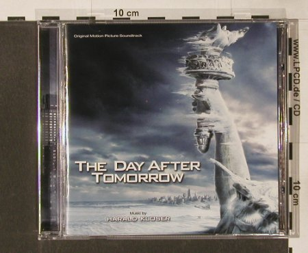 The Day After Tomorrow: 16 Tr. By Harald Kloser, Varese(), , 2004 - CD - 53712 - 10,00 Euro