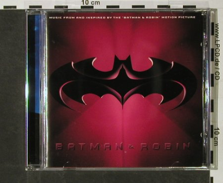 Batman & Robin: V.A.15 Tr, WB(), , 1997 - CD - 53768 - 7,50 Euro