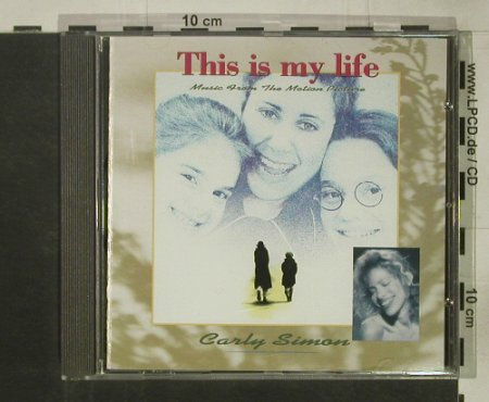 This Is My Life: 12 Tr. by Carly Simon, Reprise(), D, 1992 - CD - 53877 - 5,00 Euro
