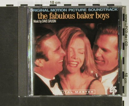Fabulous Baker Boys: Music By Dave Grusin, GRP(), , 1989 - CD - 53960 - 5,00 Euro