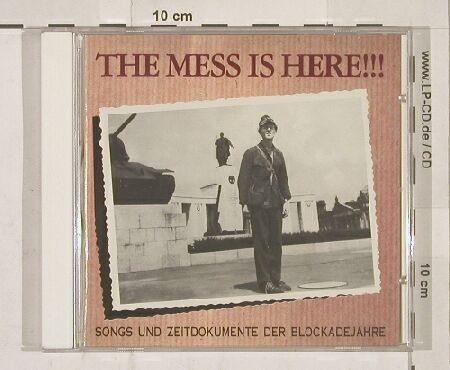The Mess is Here!!! Songs:  u.Zeitdokumente d., BearFamily(), D, 98 - CD - 54529 - 5,00 Euro