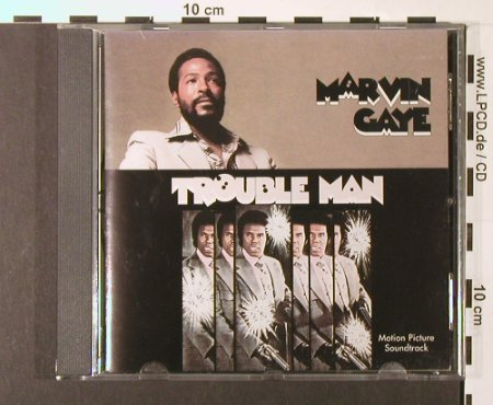 Trouble Man: OST by Marvin Gaye, Motown(), D, 98 - CD - 54602 - 7,50 Euro