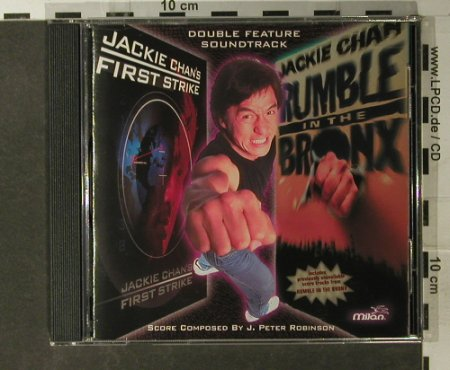 First Strike: Score Composed by J.Peter Robinson, Milan(35790-2), US, 1997 - CD - 54608 - 7,50 Euro