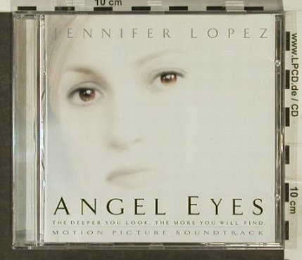 Angel Eyes: Original Soundtrack-Jennifer Lopez, Curb(), D, 01 - CD - 54659 - 4,00 Euro