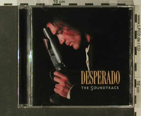 Desperado: The Soundtrack, Epic(480944 2), A, 1995 - CD - 54732 - 7,50 Euro