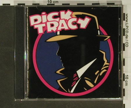 Dick Tracy: 16 Tr. V.A., Sire(9 26236-2), US, co, 90 - CD - 54744 - 5,00 Euro