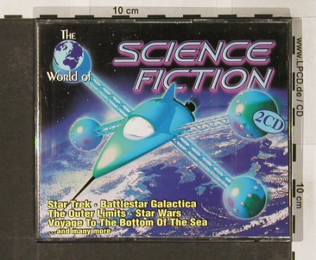 V.A.Science Fiction: The World of, ZYX(), , 97 - 2CD - 54760 - 5,00 Euro