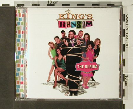 King's Ransom: The Album, 16 Tr., Bulletproof/Penalty(), US,  - CD - 54787 - 7,50 Euro