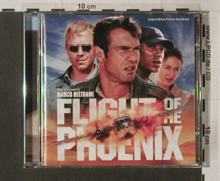 Flight Of The Phoenix: Composed by Marco Beltami, Varese(VSD-6628), D, 2004 - CD - 54866 - 10,00 Euro