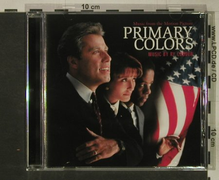 Primary Colors: Music From.. By Ry Cooder, MCA(), US, co, 1998 - CD - 55582 - 5,00 Euro