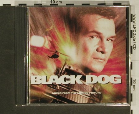Black Dog: Music From, MCA(), EU, 98 - CD - 55600 - 4,00 Euro