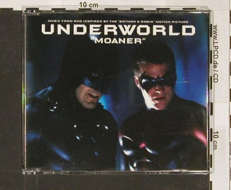 Batman & Robin: Moaner*4 By Underworld, WB(), D, 97 - CD5inch - 55717 - 2,50 Euro