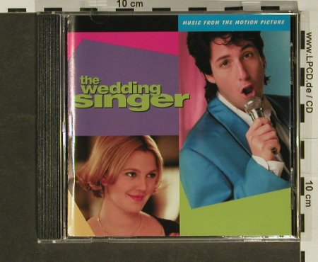 Wedding Singer: Music From, 14 Tr. V.A., Maverick(), D, 97 - CD - 55759 - 5,00 Euro