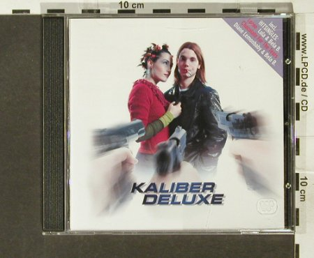 Kaliber Deluxe: Original Soundtrack, EW(), D, 2000 - CD - 55842 - 5,00 Euro