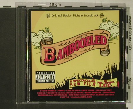 Bamboozled: 16 Tr.V.A.,  OST, Motown(), US, 2000 - CD - 55886 - 5,00 Euro