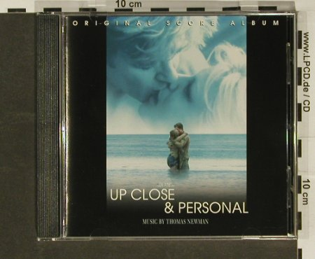 Up Close & Personal: Music By Th.Newman, Hollywood(), US, 96 - CD - 55953 - 4,00 Euro