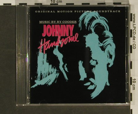 Johnny Handsome: Music by Ry Cooder, WB(), D, 89 - CD - 56131 - 5,00 Euro