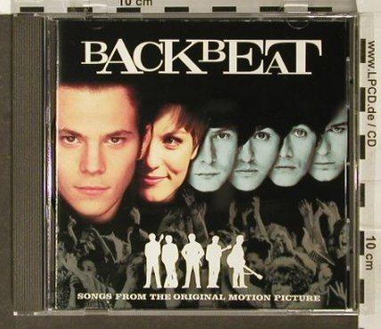 Backbeat: 12 Tr. By Backbeat Band, Virgin(), NL, 94 - CD - 56142 - 5,00 Euro