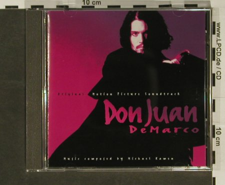 Don Juan De Marco: Brian Adams+Score,by Michael Kamen, AM(), , 95 - CD - 56185 - 5,00 Euro