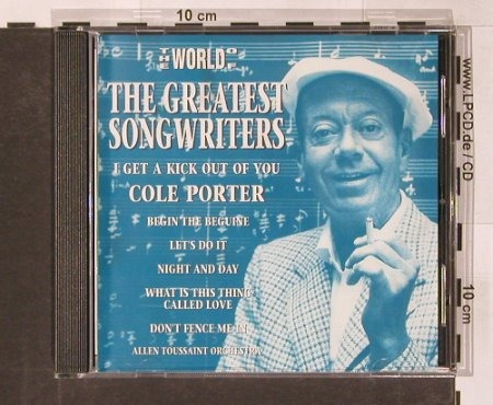 Porter,Cole: I Get A Kick Out Of You, Trace(), D, 99 - CD - 56547 - 2,50 Euro