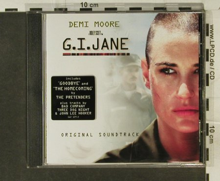 G.I.Jane: Original Soundtrack, Hollywood(162 109-2), EU, 1997 - CD - 56623 - 7,50 Euro