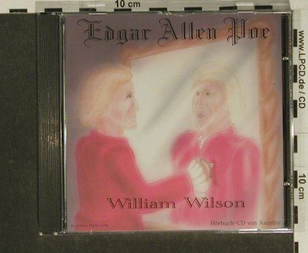 Edgar Allen Poe: William Wilson, Ascolto(0212), D, 2005 - CD - 56748 - 4,00 Euro