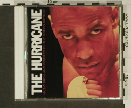 Hurricane(The): V.A.14Tr., MCA(), D, 99 - CD - 56763 - 5,00 Euro