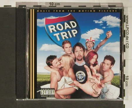 Road Trip: Music From, Dreamworks(450 262-2), EU, 2000 - CD - 57050 - 7,50 Euro