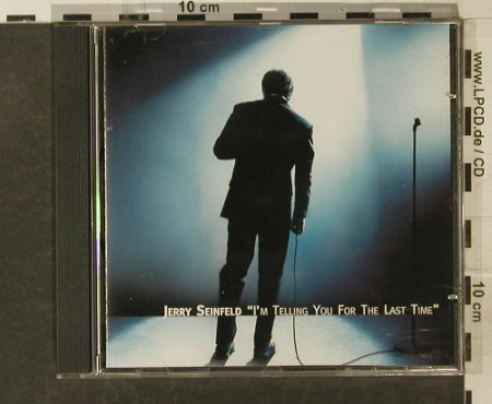 Seinfeld,Jerry: I'm Telling You For The Last Time, Universal(UND 53175), EEC, 1998 - CD - 57052 - 7,50 Euro