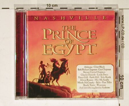 Prince Of Egypt: Nashville, SKG(), EEC, 98 - CD - 57138 - 7,50 Euro