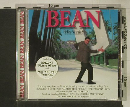 Bean: The Album,V.A.15 Tr., Mercury(), , 1997 - CD - 57151 - 5,00 Euro