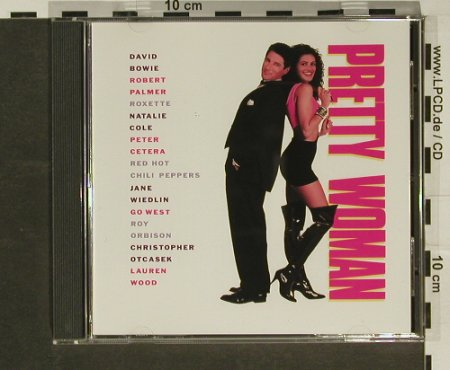 Pretty Woman: Original Soundtrack, EMI(CDP 79 34922), NL, 1990 - CD - 57253 - 4,00 Euro