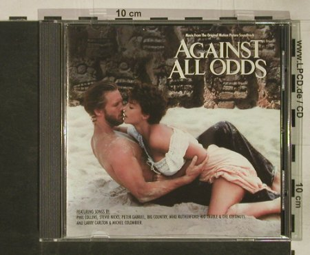 Against All Odds: Music From, Atlantic(), D, 1984 - CD - 57367 - 5,00 Euro