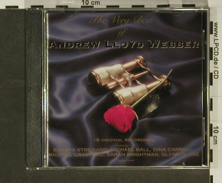 Webber,Andrew Lloyd: The Very Best of, 18 Tr., Polydor(), D, 94 - CD - 57511 - 5,00 Euro