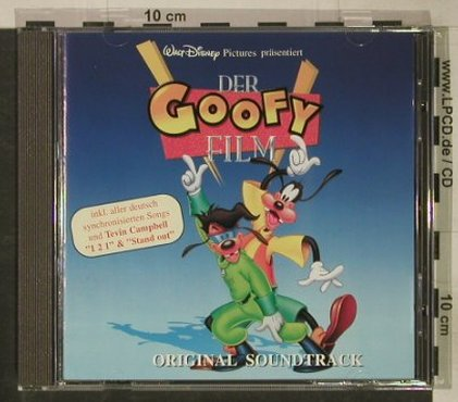 Goofy Film: Original Soundtrack, Polyd.(), D, 1996 - CD - 57608 - 4,00 Euro