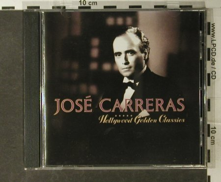Carreras,Jose: Hollywood Golden Classics, EW(), D, 99 - CD - 57732 - 4,00 Euro