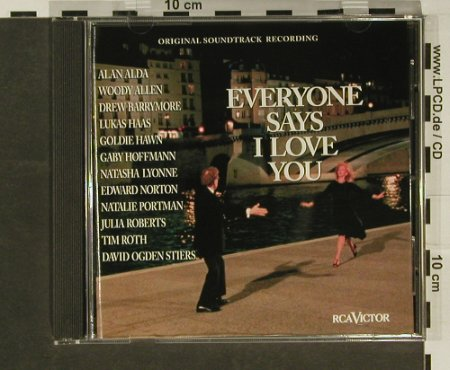 Everyone Says I Love You: 15 Tr.  By Dick Hyman, BMG(), EC, 97 - CD - 57827 - 5,00 Euro