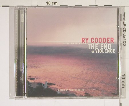 End Of Violence: Score,by Ry Cooder(W.Wenders), Metro-Gold(OPD 30007), EU, 1997 - CD - 58017 - 7,50 Euro