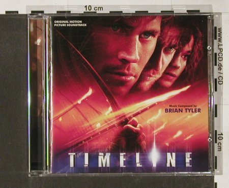 Timeline: Composed by Brian Tyler, 20 Tr., Varese(), D, 2003 - CD - 58076 - 10,00 Euro