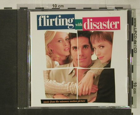 Flirting With Desaster: 15 Tr. V.A., Geffen(), EEC, 1996 - CD - 58381 - 4,00 Euro