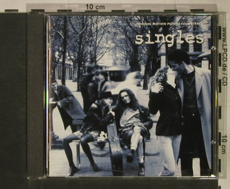 Singles: Original Soundtrack, Epic(471438 2), D, 1992 - CD - 58839 - 5,00 Euro