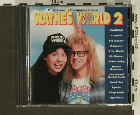 Wayne's World 2: V.A.13 Tr., Reprise(), D, 93 - CD - 58960 - 5,00 Euro