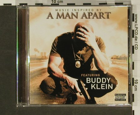 A Man Apart: Featuring Buddy Klein, 7 Tr., Race Tr.(), , 03 - CD - 59139 - 2,50 Euro