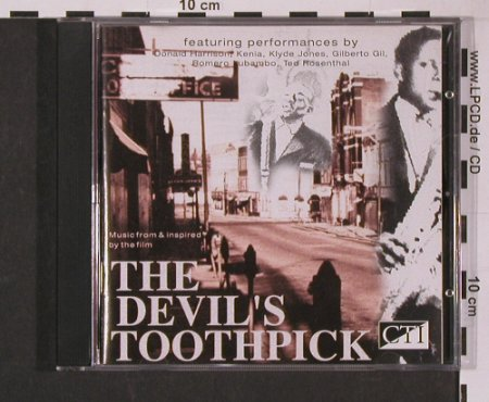 Devil's Toothpick: Music From & Inspired, CTI(), EEC,  - CD - 59677 - 5,00 Euro