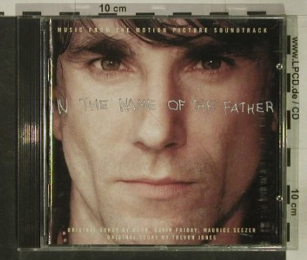 In The Name Of The Father: 10 Tr. V.A., Isl.(), D, 1994 - CD - 59680 - 1,50 Euro
