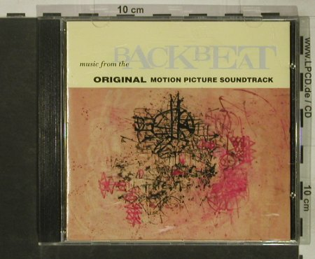 Backbeat: Music From OST, 7 Tr. (Jazz), Virgin(), NL, 94 - CD - 59688 - 5,00 Euro
