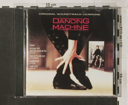 Dancing Machine: 14 Tr. By Cerrone, CBS(), NL, 1990 - CD - 59805 - 7,50 Euro
