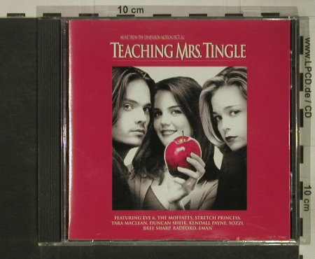 Teaching Mrs.Tingle: V.A.16 Tr., Capitol(), EEC, 1999 - CD - 59895 - 5,00 Euro