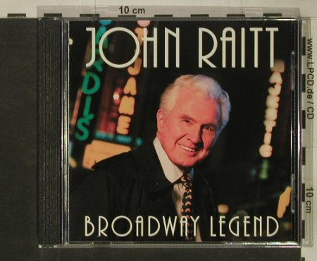Raitt,John: Boadway Legend, Angel(), US, 1995 - CD - 59969 - 4,00 Euro